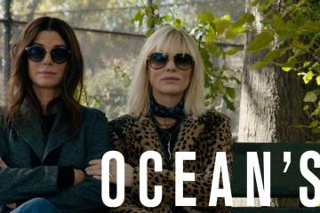 OCEAN'S 8 First Official Trailer is Out 1
