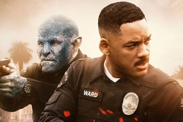 Will Smith Soon in The New Netflix Original Film 'Bright' 2