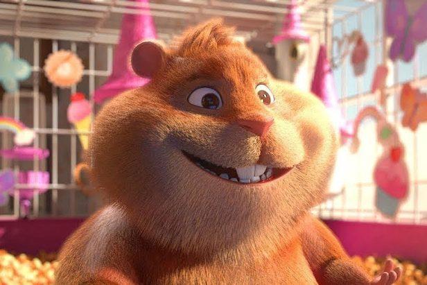 The Life Of Geoff a grumpy Hamster 1