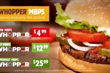 The repeal of Net Neutrality Explained with Whopper Neutrality 1