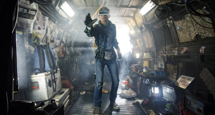 "Are You Ready For 2045? ""Ready Player One"" a New Steven Spielberg Directed Movie 1"
