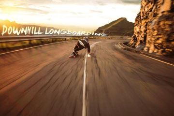 Epic Downhill Longboard Video You Wished it Was Already Summer 1