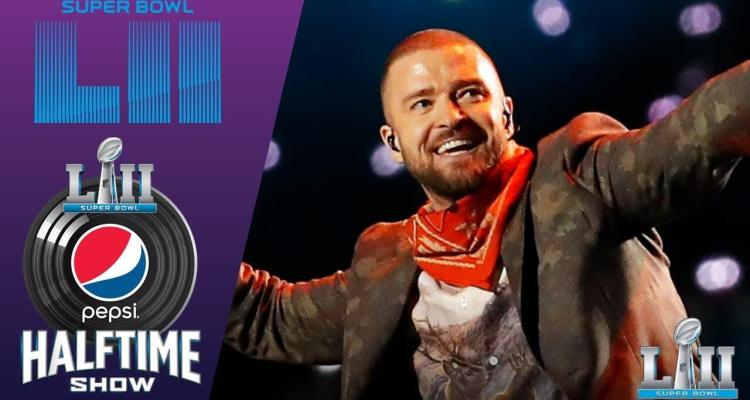 Watch The Full Justin Timberlake's Pepsi Super Bowl LII Halftime Show! 1