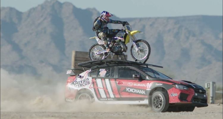 Nitro Circus - Action Figures 2: Day in the Life