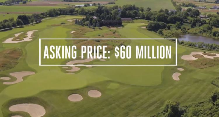 $60 Million Backyard Golf Course Tour 1