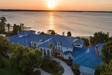Shaq's Epic $28 Million, 31,000-Square-Foot Mansion in Florida 1