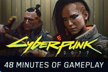 Cyberpunk 2077 Gameplay Reveal (48 Minutes Walkthrough) 1