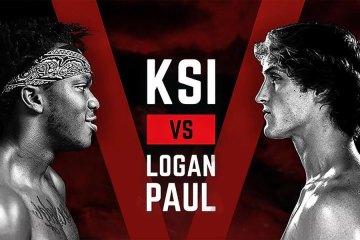 Tomorrow KSI vs LOGAN PAUL 1