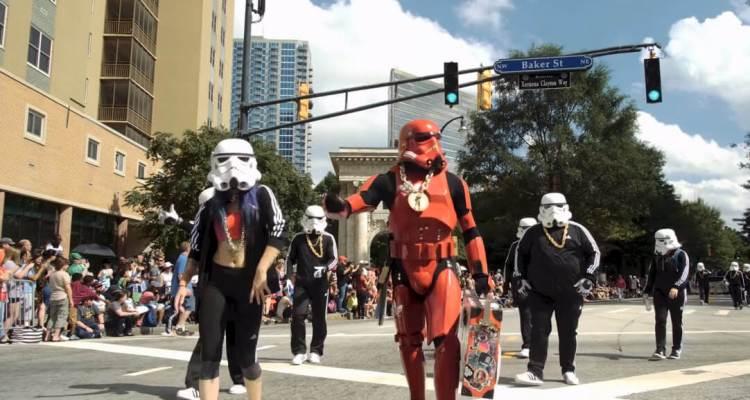 Dragon Con Cosplay in Atlanta 2018 1