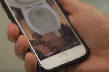 How Using Instagram in the Bathroom Can Ruin Your Life 1