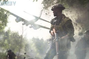 Amazing Launch Trailer Battlefield V 1