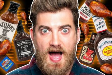 Ultimate BBQ Sauce Taste Test 1