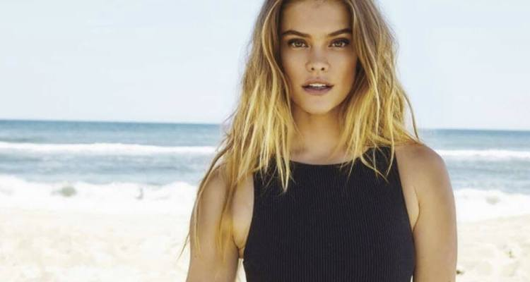 Nina Agdal - Hamptons Magazine July 2019 mq