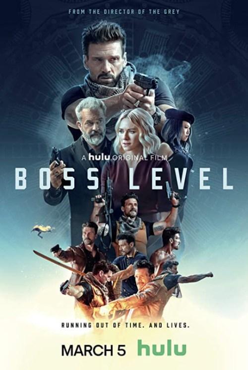 Boss Level (2021) 2