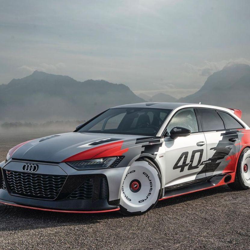 Insane Audi RS6 GTO