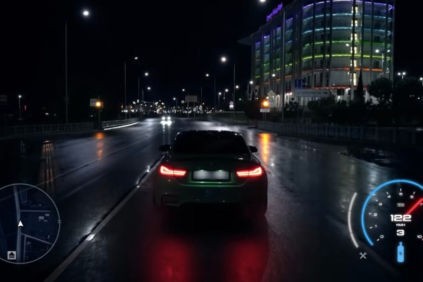 Need For Speed in Real Life 1