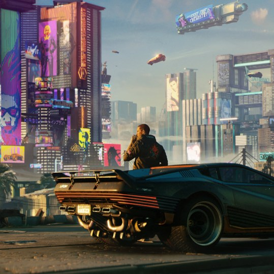 Upcoming Cyberpunk 2077 Patch Improves Police Behavior & More 2