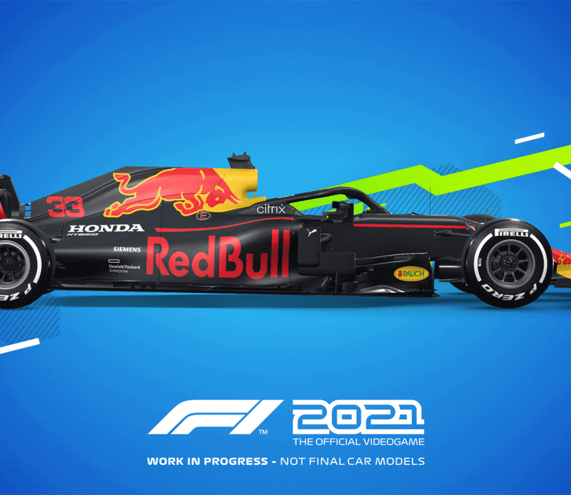EA will release F1 2021 with new story mode