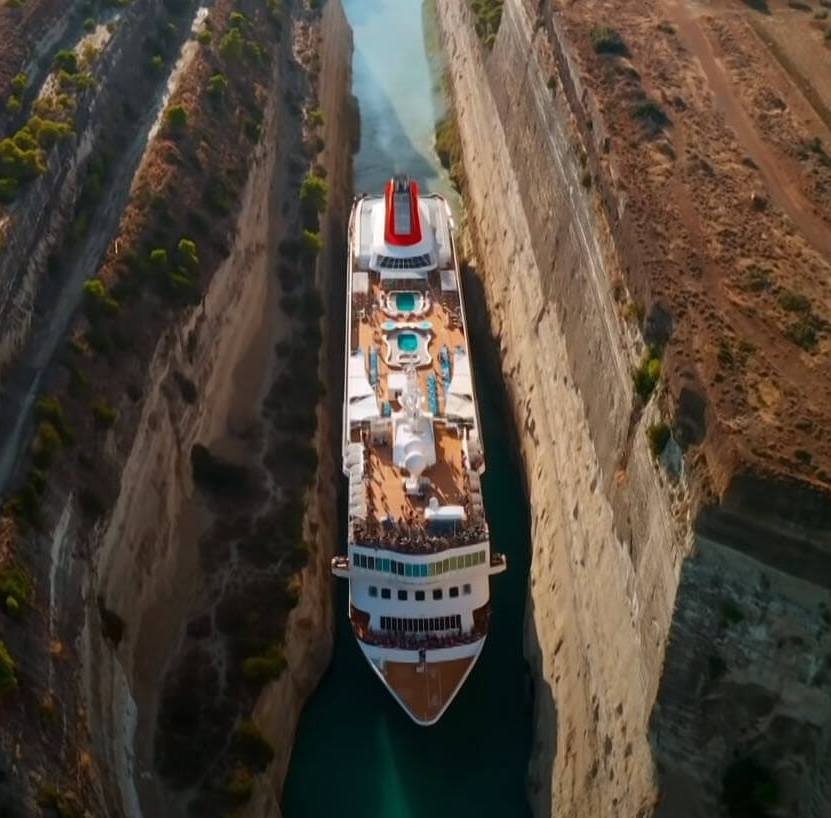 The World's Deepest Canal