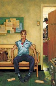Postal #12, variant cover di Isaac Goodhart