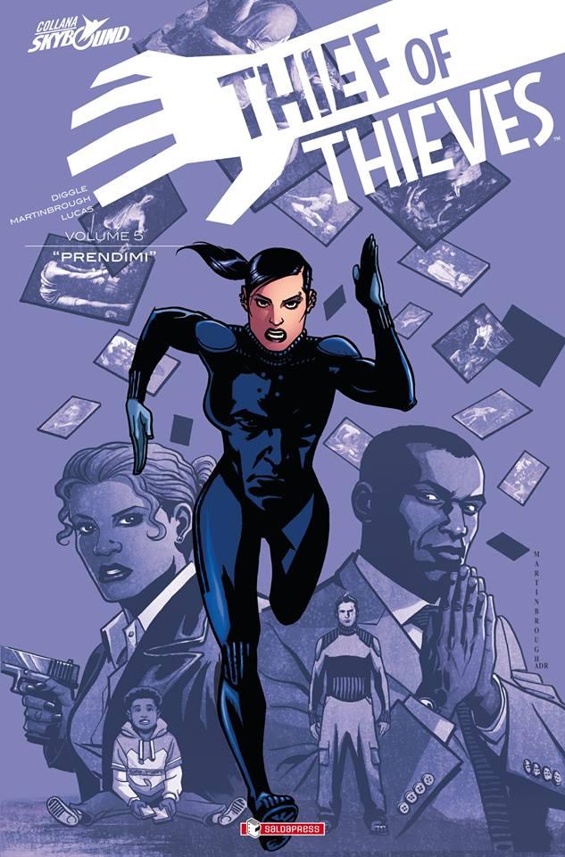 Thief of Thieves vol. 5: Prendimi