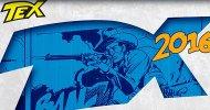 Sergio Bonelli Editore nel 2016: tutte le novità di Tex