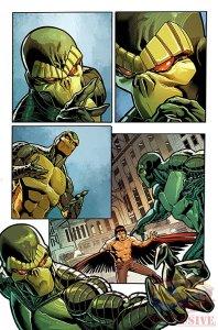Captain America: Sam Wilson #6, anteprima 02