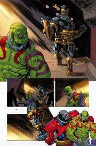 Drax #4, anteprima 01