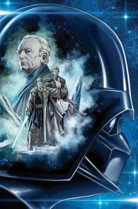 Obi-Wan & Anakin #4, copertina di Marco Checchetto
