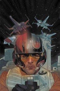 Poe Dameron #1, copertina di Phil Noto