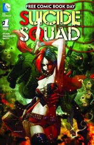 Suicide Squad #1 FCBD