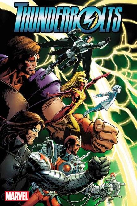 Thunderbolts teaser poster