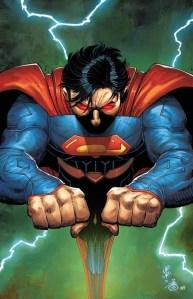 Superman #50, nuova copertina di John Romita Jr.