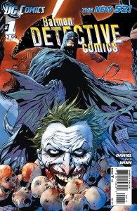 Detective Comics #1, copertina di Tony Daniel