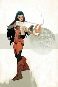 Empress #1, variant cover di Stuart Immonen