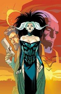 Empress #1, copertina di Stuart Immonen
