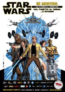 Star Wars: dal fumetto al cinema… e ritorno