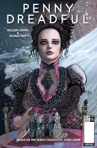 Penny Dreadful #1, copertina di Guillem March