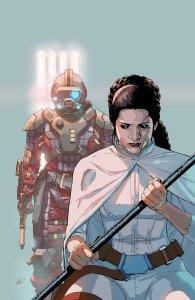 Star Wars #19, copertina di Leinil Francis Yu