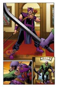 Uncanny Avengers #6, anteprima 01