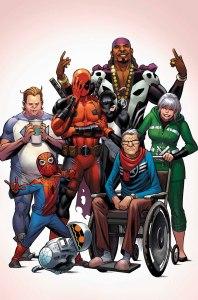 Uncanny Avengers #6, copertina