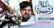Esad Ribic, Amanda Conner e Jimmy Palmiotti a Etna Comics 2016