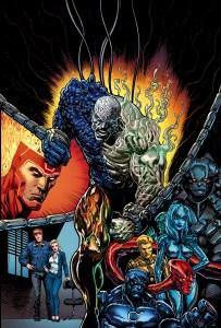 Legends of Tomorrow #2, copertina