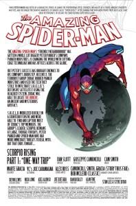 Amazing Spider-Man #9, anteprima 1