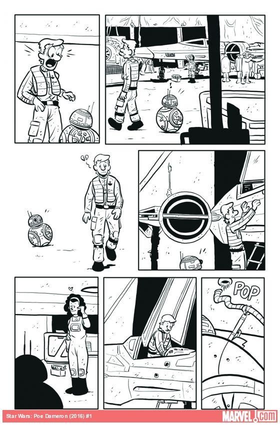 BB-8, anteprima 2