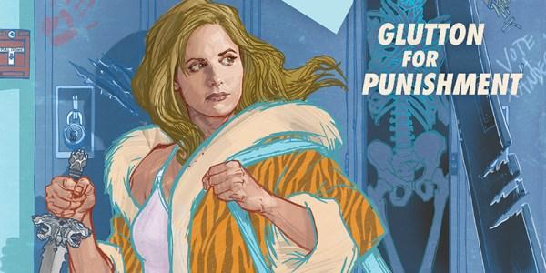 Buffy High School Years