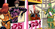 Marvel, Acker e Blacker: Deadpool v Gambit mostrerà i due giustizieri nelle vesti di truffatori