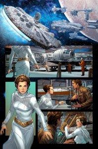 Han Solo #1, anteprima 02