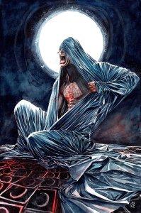 Moon Knight #1, variant cover di Ricardo Ortiz