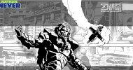 Bonelli, Nathan Never: le prime tavole della trilogia di Omega